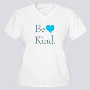 """""""Be Kind"""" with a heart. Women's Plus Siz"""