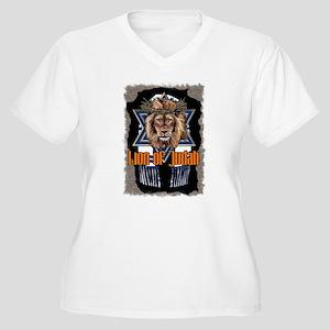 AWESOMELIONTSHIRT1 Plus Size T-Shirt