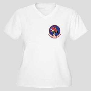 492nd 2 SIDE Women's Plus Size V-Neck T-Shirt