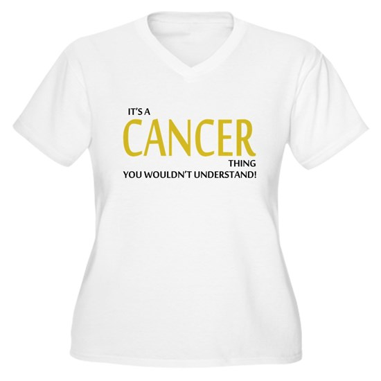 Its A CANCER Thing, You Wouldnt Understand!