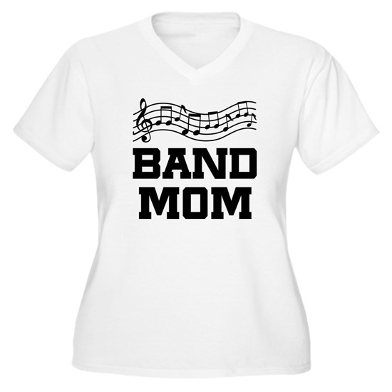 Band Mom Music Staff