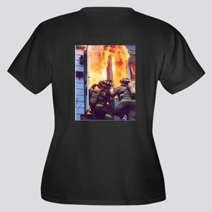 Hell's Gate Plus Size T-Shirt