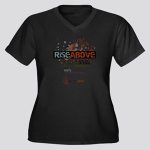 Rise Above Plus Size T-Shirt