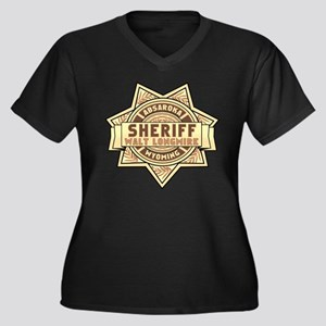 Sheriff Longmire Plus Size T-Shirt