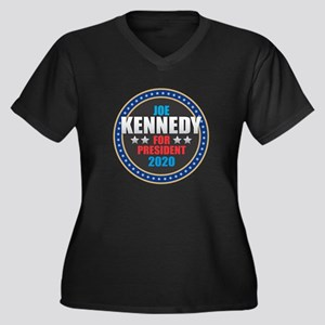 Kennedy 2020 Plus Size T-Shirt
