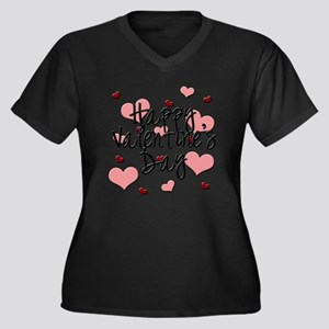 Valentine's Day Plus Size T-Shirt