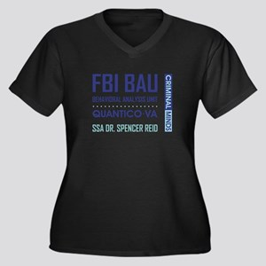 DR. SPENCER REID Plus Size T-Shirt
