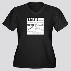INFJ Plus Size T-Shirt