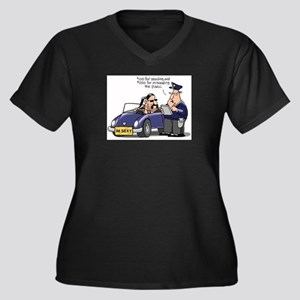 but officer Plus Size T-Shirt