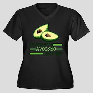 04238712 Avocado Women's Plus Size T-Shirts - CafePress