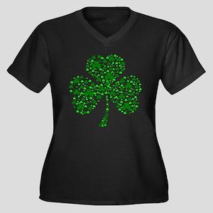 53b1ea99af Funny St Patricks Day Women's Plus Size T-Shirts - CafePress