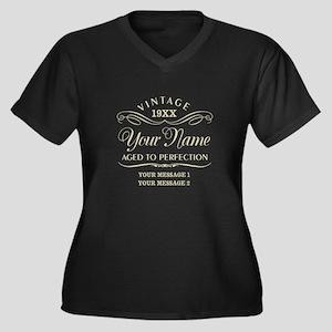 f62d9f7056 40th Birthday Women's Plus Size T-Shirts - CafePress