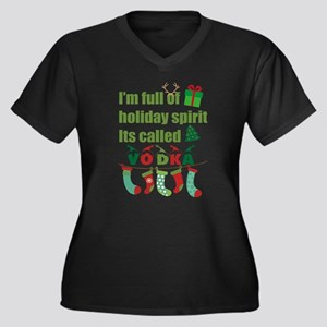 9c086099 Funny Christmas Women's Plus Size T-Shirts - CafePress
