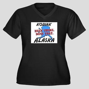kodiak alaska - been there, done that Women's Plus