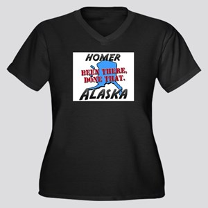 homer alaska - been there, done that Women's Plus