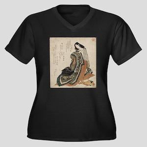 Geisha Plus Size T-Shirt