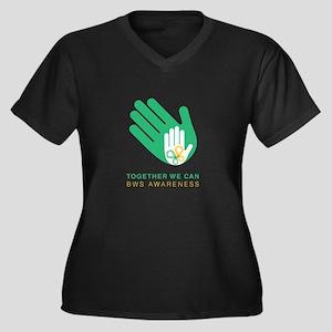 BWS Awareness 2018 Plus Size T-Shirt