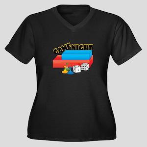 Game Night Plus Size T-Shirt