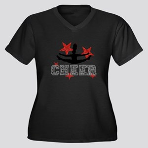 Cheerleader Plus Size T-Shirt