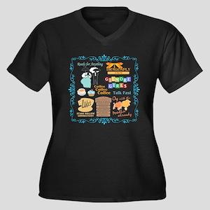 Gilmore Girls Plus Size T-Shirt