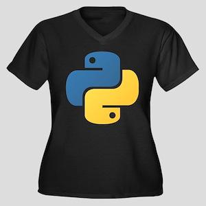 Python Plus Size T-Shirt