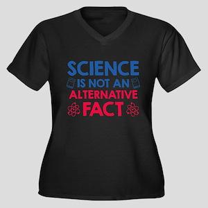Science Plus Size T-Shirt