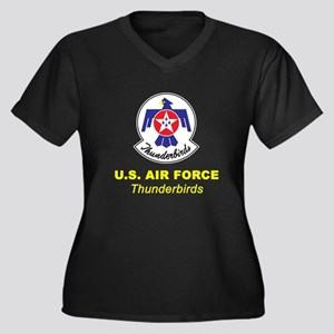 U.S. Air Force Thunderbirds Plus Size T-Shirt