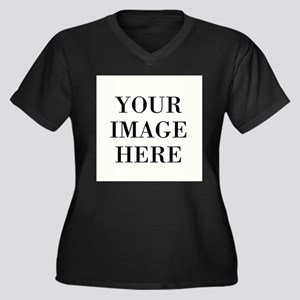 Your Photo Here by Leslie Harlow Plus Size T-Shirt