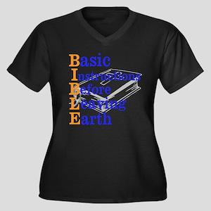 BIBLE Plus Size T-Shirt