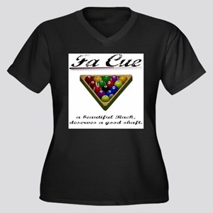 Fa Cue10x10(2) Plus Size T-Shirt