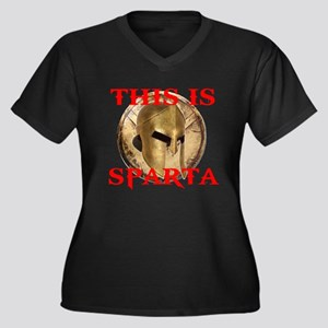 THIS IS SPARTA Plus Size T-Shirt
