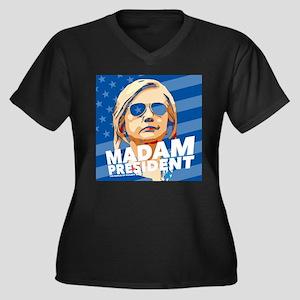 Madam Preside Plus Size T-Shirt