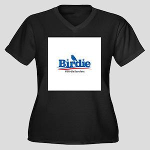 Birdie Sanders Plus Size T-Shirt
