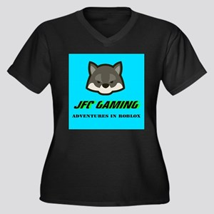 jfcgaming Plus Size T-Shirt