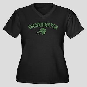 Shenanigator Plus Size T-Shirt