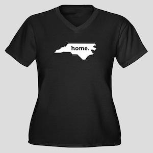 Home North Carolina-01 Plus Size T-Shirt