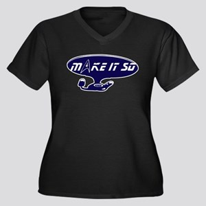 Make It So... Plus Size T-Shirt