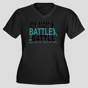 Moms Battle Plus Size T-Shirt