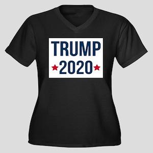 Trump 2020 - 2016 trump,2020 Tru Plus Size T-Shirt