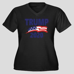Trump 2020 Plus Size T-Shirt