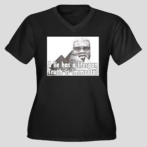 Black History truth Plus Size T-Shirt