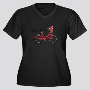 Sweet Ride Plus Size T-Shirt