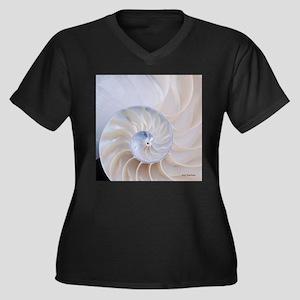 Nautilus Plus Size T-Shirt