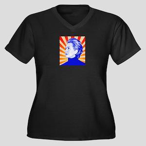 Hillary Clinton Plus Size T-Shirt