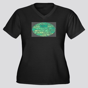 Sea Breeze Plus Size T-Shirt
