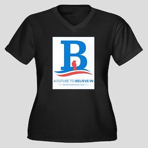 BirdieSanders Poster Plus Size T-Shirt