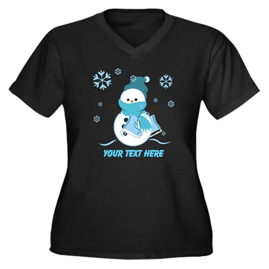 Personalized Snowman 74623