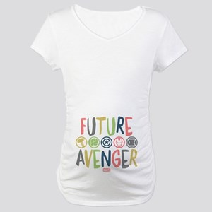 Future Avenger Maternity T-Shirt