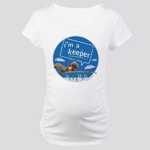 Ice Age I'm a Keeper Maternity T-Shirt