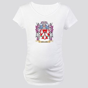 Cullen Coat of Arms (Family Cres Maternity T-Shirt